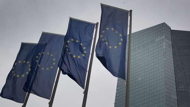 歐元區6月通膨放緩 CPI較去年同期升1.9%  (圖片:AFP)