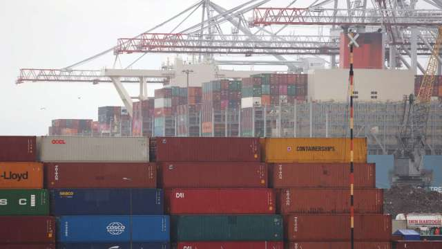 美塞港問題嚴重 聯合太平洋鐵路「停駛解危!」。(圖片:AFP)