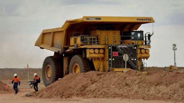 Delta病毒蔓延 力拓澳洲、蒙古產量下滑 鐵礦砂、銅價有望獲支撐(圖:AFP)