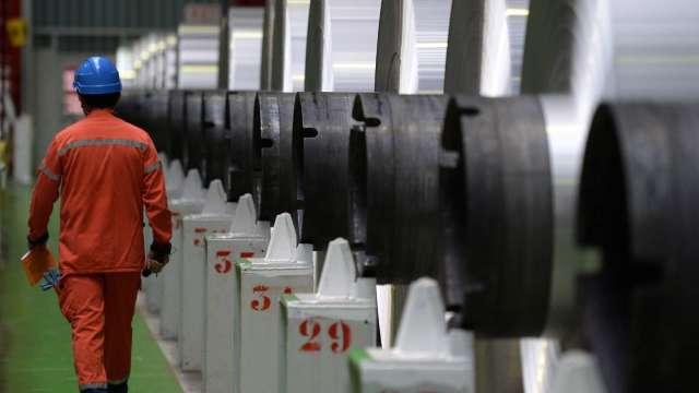 中鴻8月內銷平盤 外銷每公噸最多漲60美元。(示意圖:AFP)