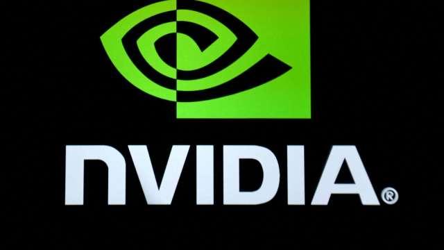 眾股皆跌我獨漲!Nvidia逆勢上漲有秘密武器 (圖片:afp)