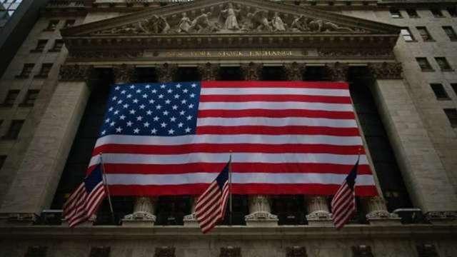 美官方:新冠疫情引爆美國「史上最短」經濟衰退 (圖片:AFP)
