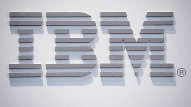 雲端需求助攻 IBM Q2營收年增3%創3年來最佳 股價勁揚逾3%(圖:AFP)