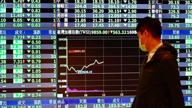 〈焦點股〉陽明法說行情失靈跌破現增價 貨櫃三雄齊跳水。(圖:AFP)