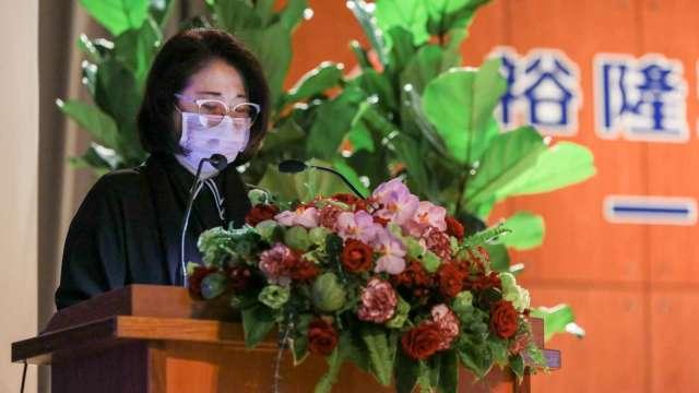 裕日車董事長嚴陳莉蓮。(圖:裕隆集團提供)
