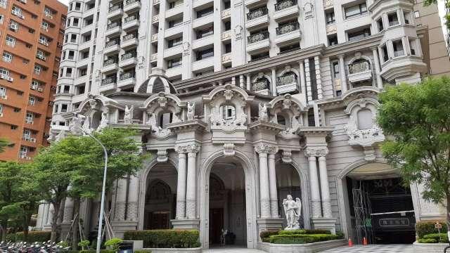 高雄豪宅產品租金投報率出現6%的超車巨蛋黃金店面行情。(圖:台灣房屋提供)