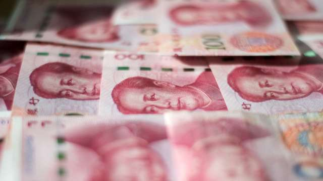 人民幣自由使用 上海將先行先試。(圖:shutterstock)