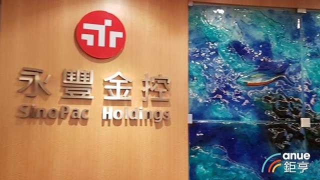 永豐金延續五大經營主軸 樂觀估台灣GDP可達4.64%。(鉅亨網資料照)