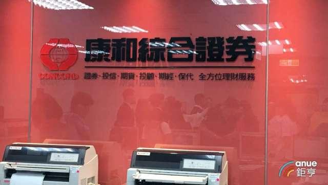 康和證獨立董事黃添昌近來遭不明人士冒名。(鉅亨網資料照)