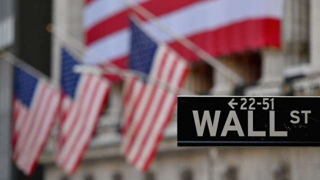 美債殖利率落至1.18% 美股期貨反彈(圖片:AFP)