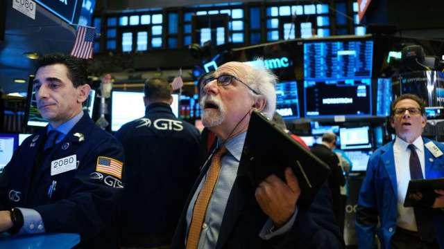 華爾街多頭:不用慌張 劇烈波動正為大規模反彈奠定基礎(圖:AFP)