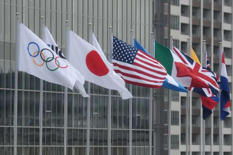 2020 東京奧運有不得不舉辦的壓力 (圖片:AFP)
