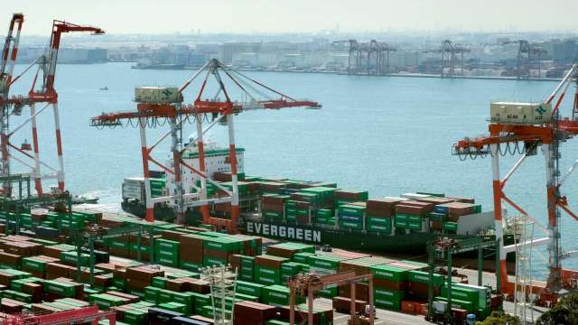 日本上半年出口超越疫情前水準 6月出口創歷年第二高紀錄 (圖片:AFP)