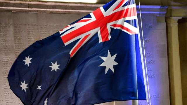 澳洲確診病例數大增 過半人口處於封鎖狀態(圖片:AFP)