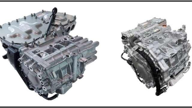 鴻海與子公司鴻華先進科技,將跟日本電產在台設立合資公司,為量產馬達電機系統 E-Axle作準備。(圖:鴻海提供)