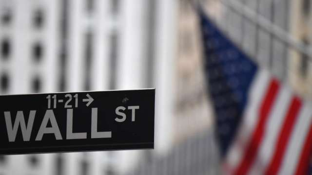 市場關注企業財報 美股期貨上揚(圖片:AFP)