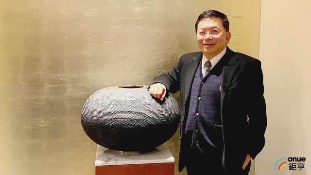 台康生總經理劉理成。(鉅亨網資料照)