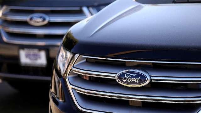 福特攜手Lyft 在邁阿密等地推出自動駕駛叫車服務 (圖片:AFP)