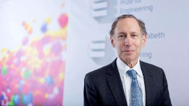 莫德納共同創辦人羅伯特蘭格(Robert Langer)。(圖:亞洲生技大會提供)