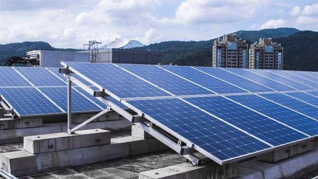 台灣大拚綠電做公益,首推無自有屋頂模式種福電。(圖:台灣大提供)