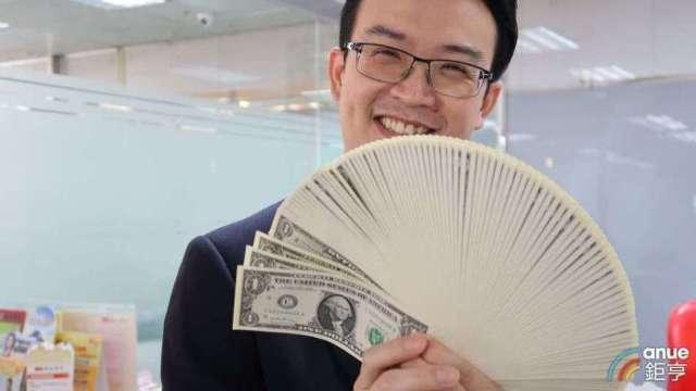 變種病毒擴散經濟復甦蒙塵,法人認為美元何時轉弱是關鍵。(鉅亨網資料照)