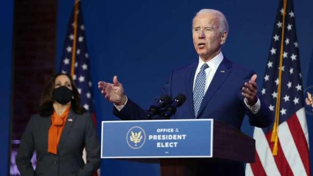 拜登政府正制定520億美元半導體計畫。(圖片:AFP)