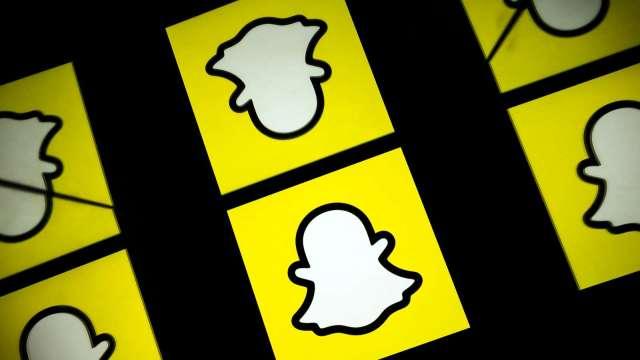 〈財報〉Snap每日活躍用戶成長近3億人 Q2繳佳績 盤後大漲16%(圖片:AFP)