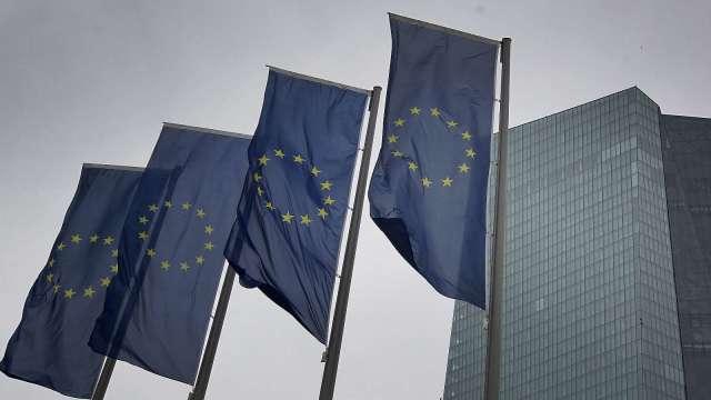 歐元區7月綜合PMI達60.6 創下21年來新高 (圖片:AFP)