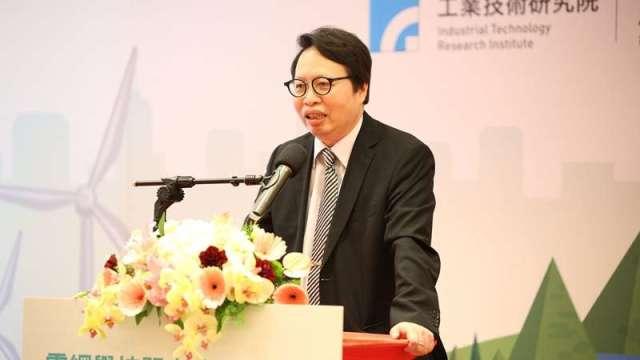 工研院電網管理與現代化策略辦公室主任劉志文。(圖:工業技術與資訊月刊)