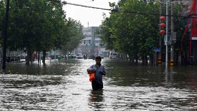 亞洲疫情、鄭州水災、南非港口網攻 全球再度面臨「斷鏈」考驗 (圖:AFP)
