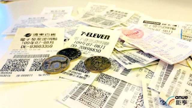 110年5、6月統一發票開獎 千萬特別獎51118051。(鉅亨網資料照)