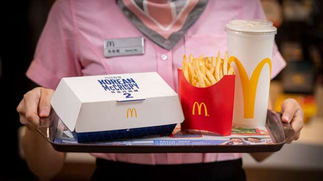 麥當勞和肯德基暫停內用延長至8月2日。(圖:台灣麥當勞提供)
