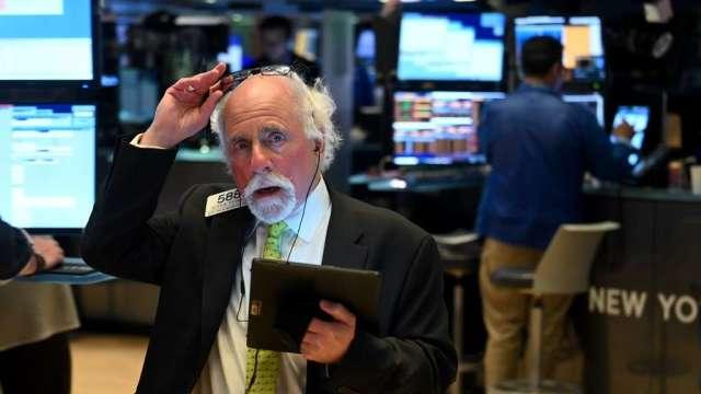 美債波動率指數急升 交易員預計市場將出現更多動盪(圖:AFP)