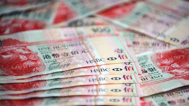 利空衝擊港股動盪 恒生科技指數挫逾5% 騰訊跌破500港元 (圖:AFP)