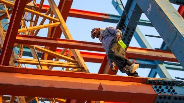 WSA公布2021上半年粗鋼產量 年增14%超越疫情前水準 (圖片:AFP)