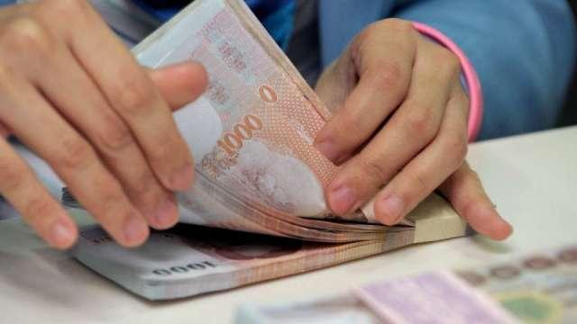 旅遊業無法提振 泰銖成今年表現最差亞幣(圖:AFP)