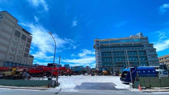 內湖潭美街逾900坪廠辦建地擬標售,估每坪突破百萬元行情。(圖:第一太平戴維斯提供)