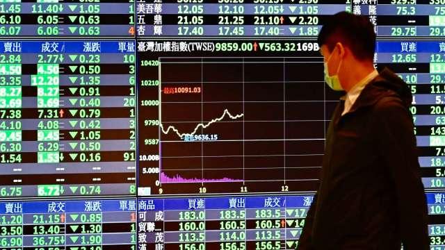 外資再度轉賣航運、鋼鐵族群。(圖:AFP)
