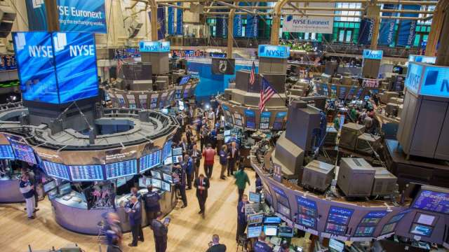 〈美股盤後〉超級財報週登場 美股續登新高。(圖片:afp)