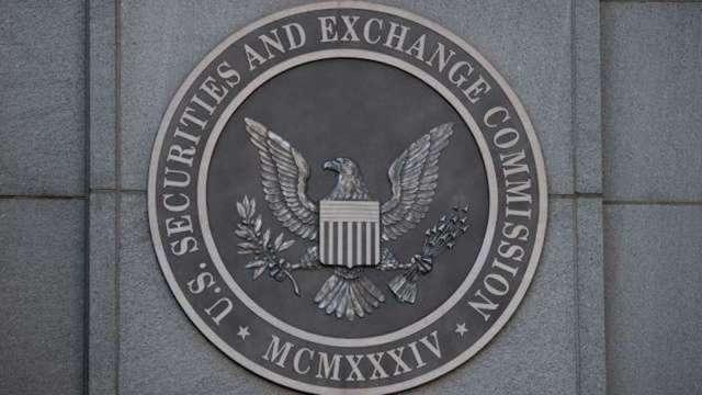 中概股跳水引關注 SEC要求中企揭露北京干預風險(圖:AFP)
