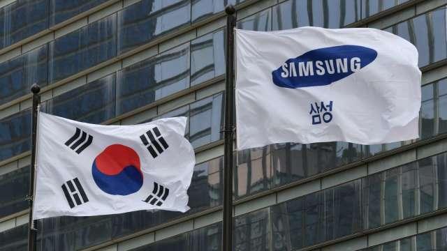 南韓第二季GDP年增5.9% 10年來最大增幅 (圖片:AFP)
