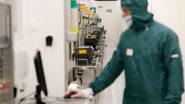 6月北美半導體設備出貨金額36.7億美元 連6個月創高。(圖:AFP)