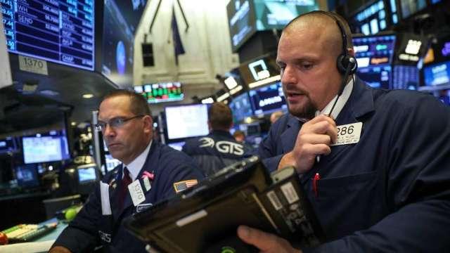 華爾街長期多頭:近期美股處於拐點 恐見5-8%修正(圖:AFP)