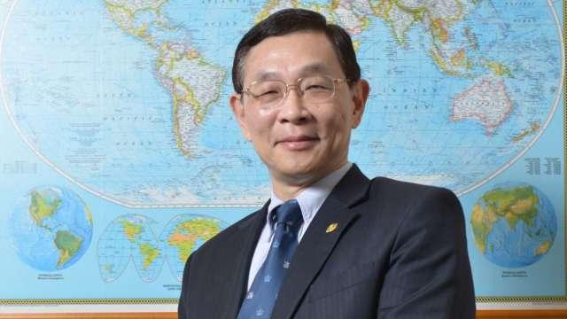 旺宏總經理盧志遠。(圖:旺宏提供)