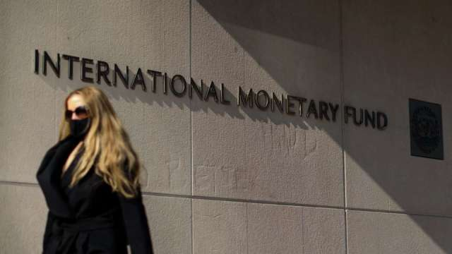 IMF警告:通膨可能更持久 各國央行需先發制人。(圖片:AFP)