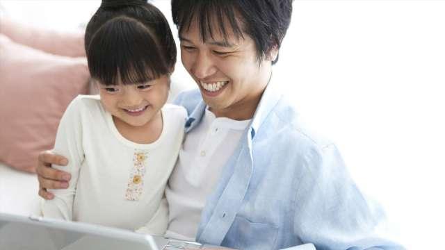 全球人壽建議新手準爸爸、學業期爸爸及空巢期爸爸,3族群父親保障相挺規劃,當家人永遠的靠山。(圖:全球人壽提供)