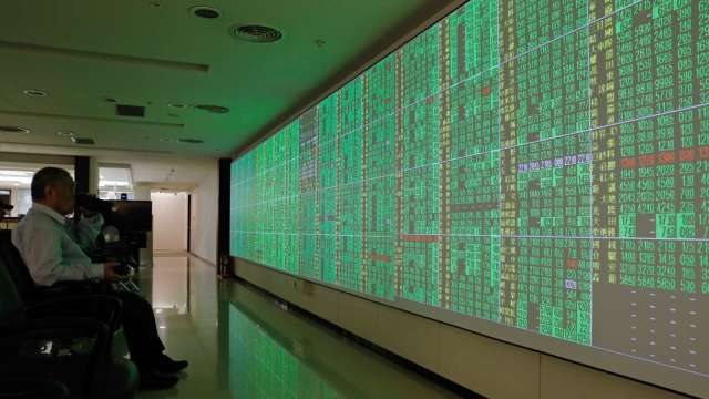 〈焦點股〉聯發科法說行情失靈摜破900元 IC設計股倒地。(圖:AFP)