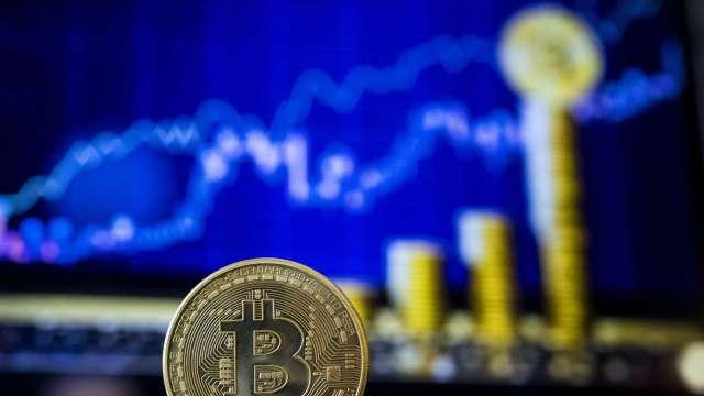 比特幣重回4萬美元上方 有望連8天上漲(圖:AFP)