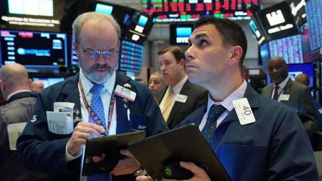 美國銀行:股市新高伴隨著VIX上漲 凸顯市場的脆弱性(圖:AFP)