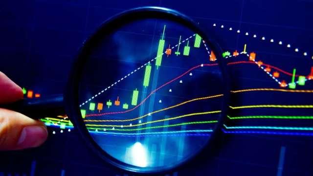美股高檔回落 台股周選結算破季線收下影線。(圖:shutterstock)